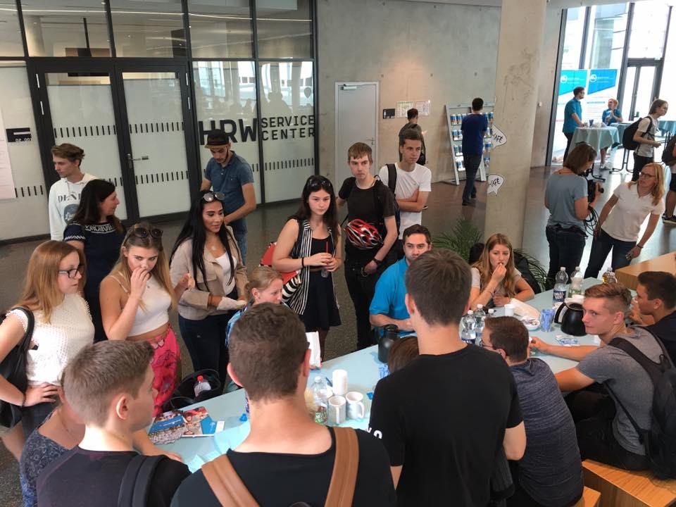 HRW-Campustag