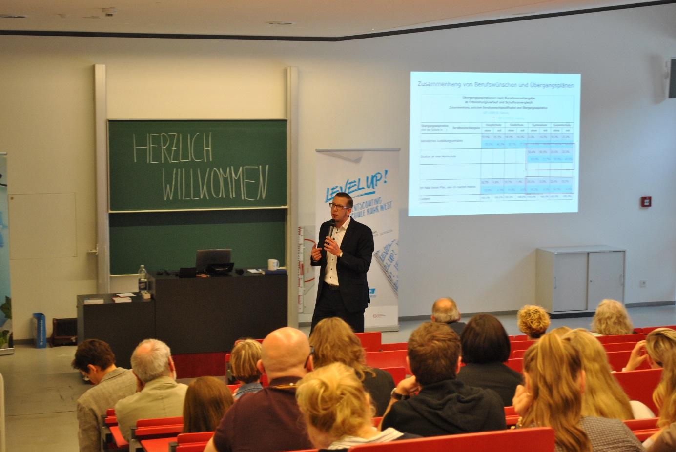 7. Talent-Talk am 12.07.2017 an der Hochschule Ruhr West