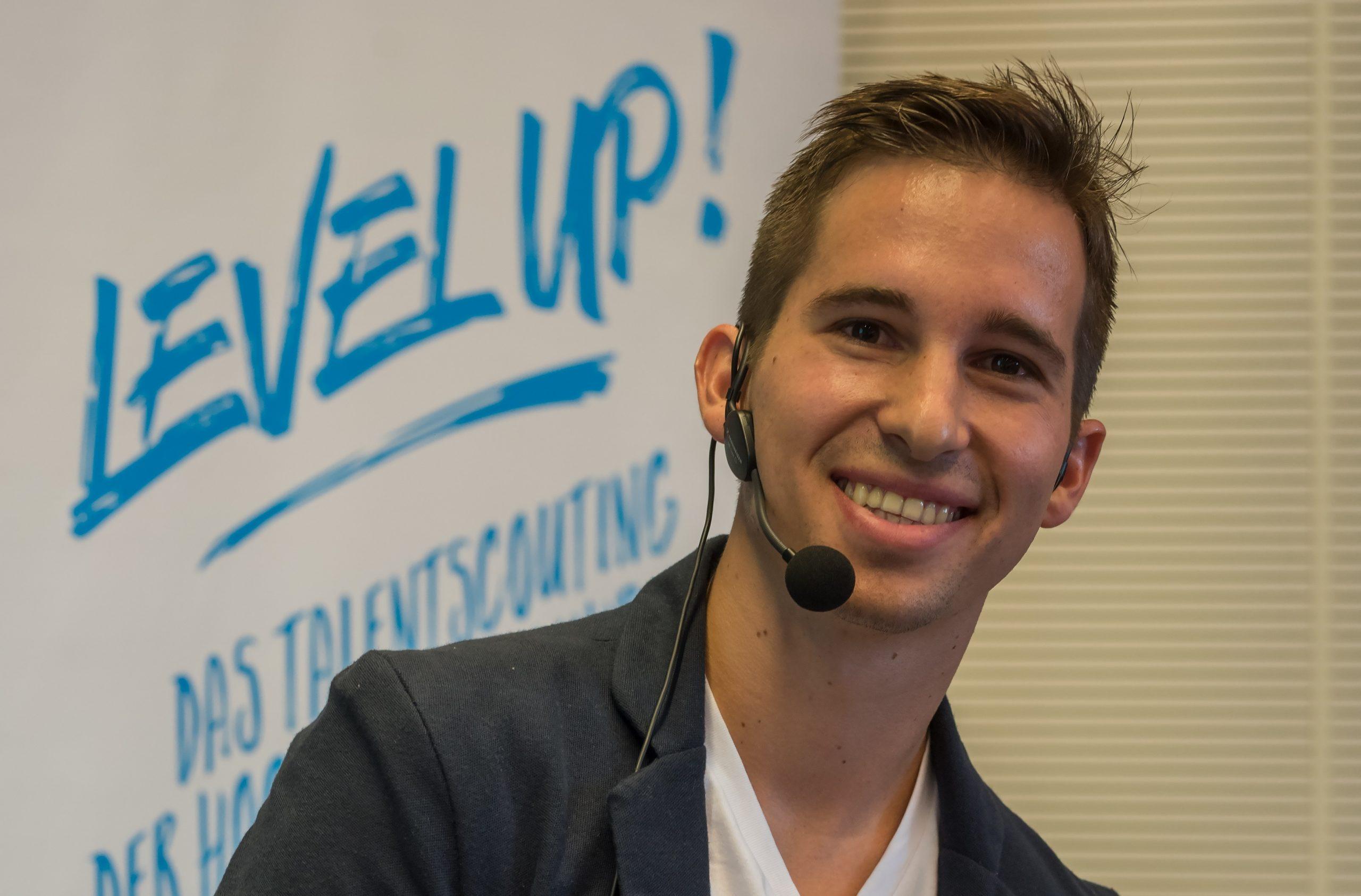 Über Mut, Rückschläge und Bremser auf dem Weg zum Traumberuf – 8. Talent-Talk mit Blogger und Buchautor Pascal Keller
