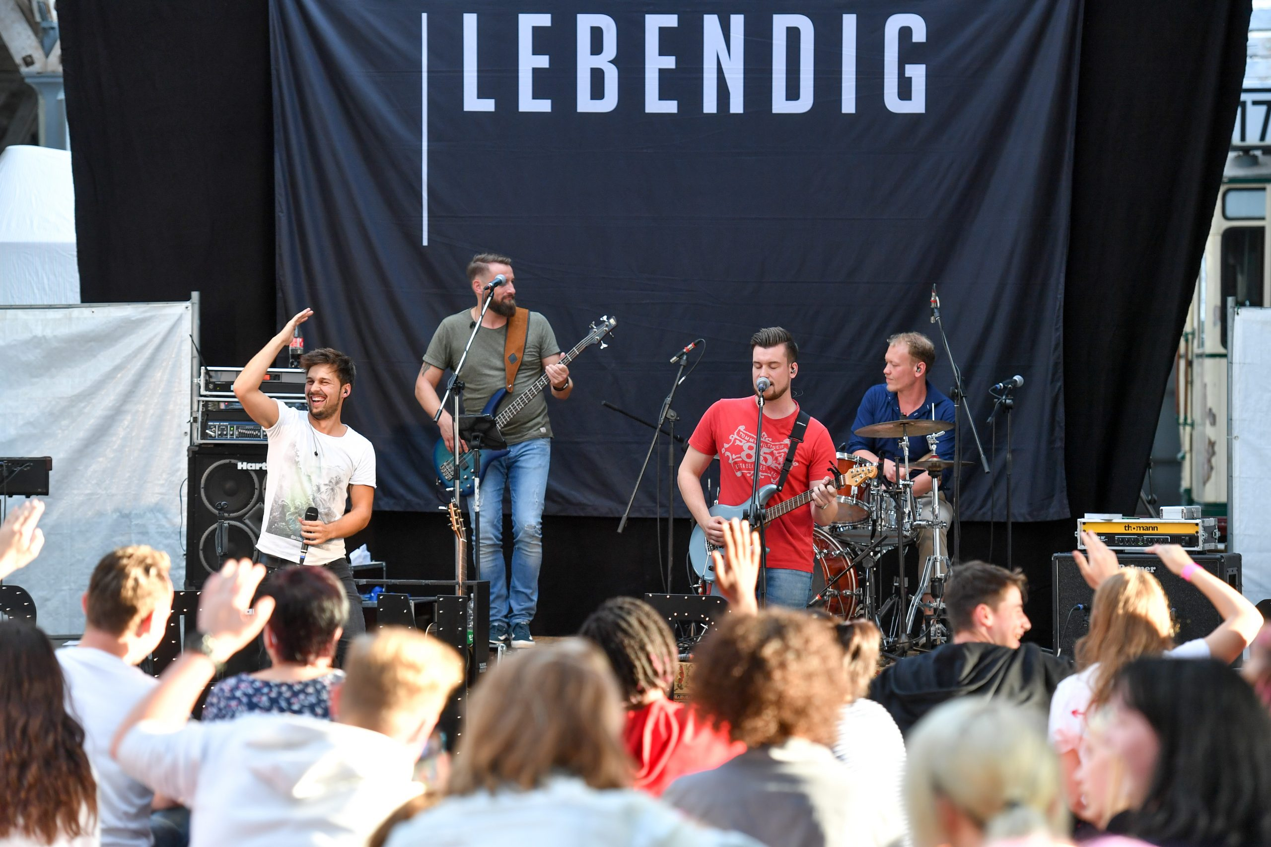 """Ich habe Talent- Ich werde ein Star? – Talent-Talk und Konzert mit der Band """"Lebendig"""""""
