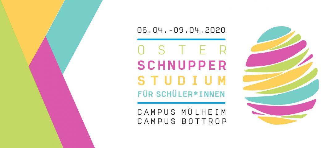 Im April findet wieder das Oster-Schupperstudium an der HRW für Schülerinnen und Schüler statt.