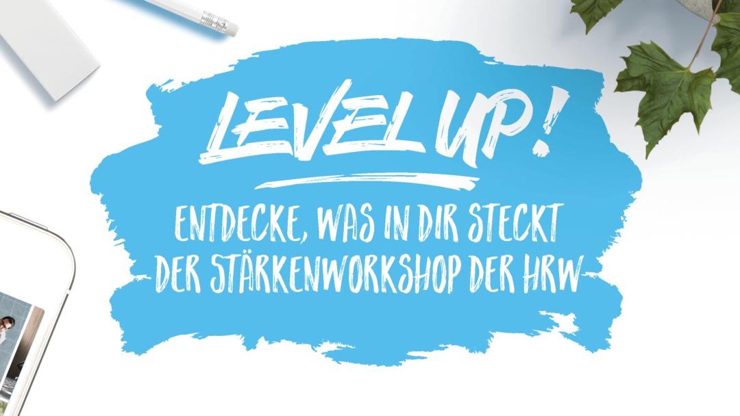 Findet eure Stärken in unserem Workshop!
