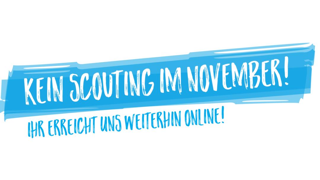 Meldet euch bei eurem Scout für Online-Beratungen.