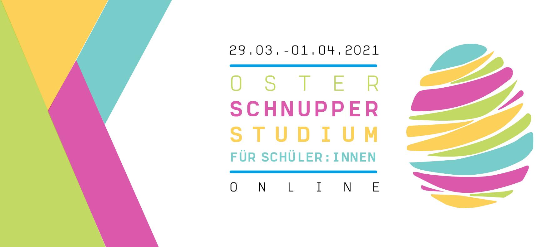 Oster-Schnupper-Studium 2021